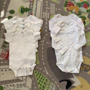 Neutral Baby Onesie Variety Pack (7ct)